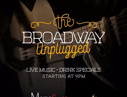 Wednesday: Broadway Unplugged at Harlem