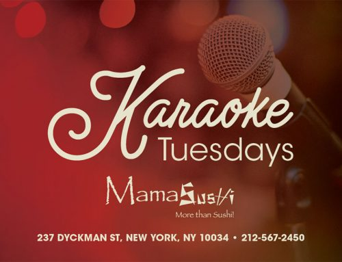 Tuesday: Karaoke at Dyckman