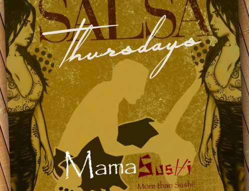 Thursday: Salsa Night at Dyckman