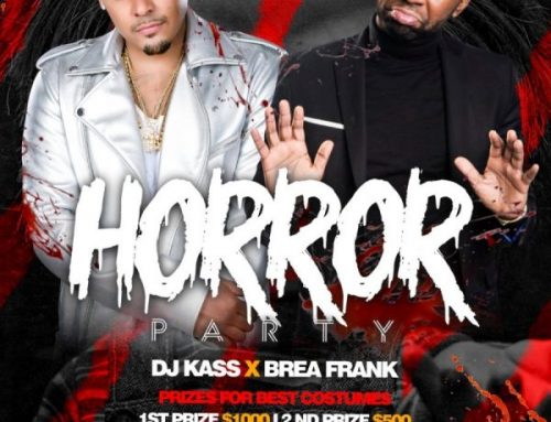 Horror Party 10/27/18 At Mamasushi Passaic